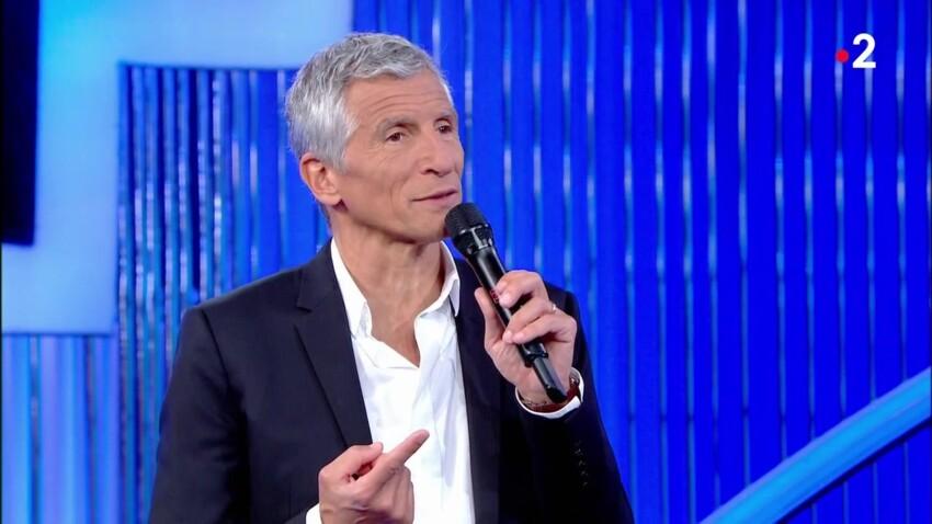 """""""N'oubliez pas les paroles"""" : Nagui se moque de Fabien Haimovici en son absence"""