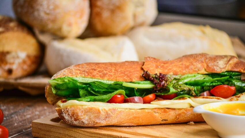 5 recettes de sandwiches du monde entier hyper-faciles à préparer