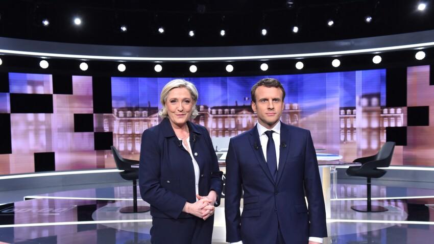 Emmanuel Macron et Marine Le Pen se livrent sur ce qu'ils pensent l'un de l'autre