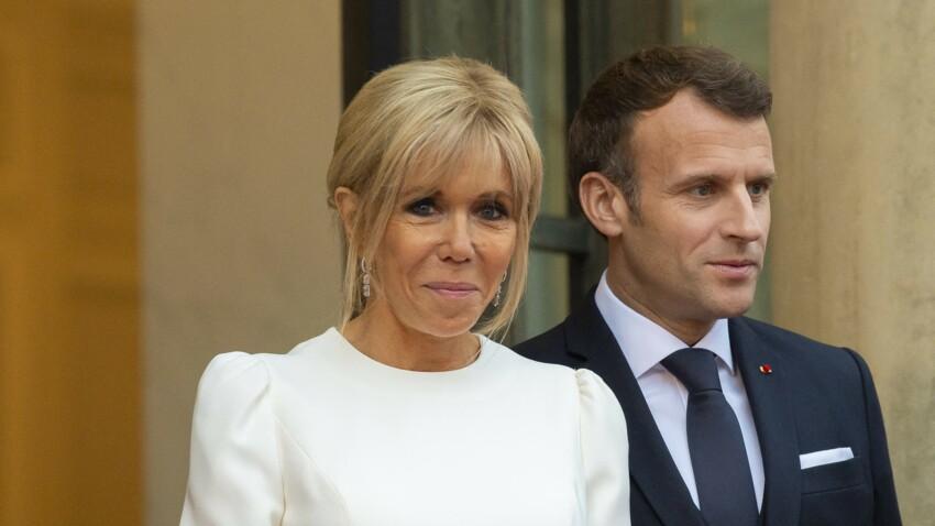 """""""Je ne pense pas que ça lui fasse plaisir"""" : Brigitte Macron contre une nouvelle candidature d'Emmanuel Macron en 2022 ?"""