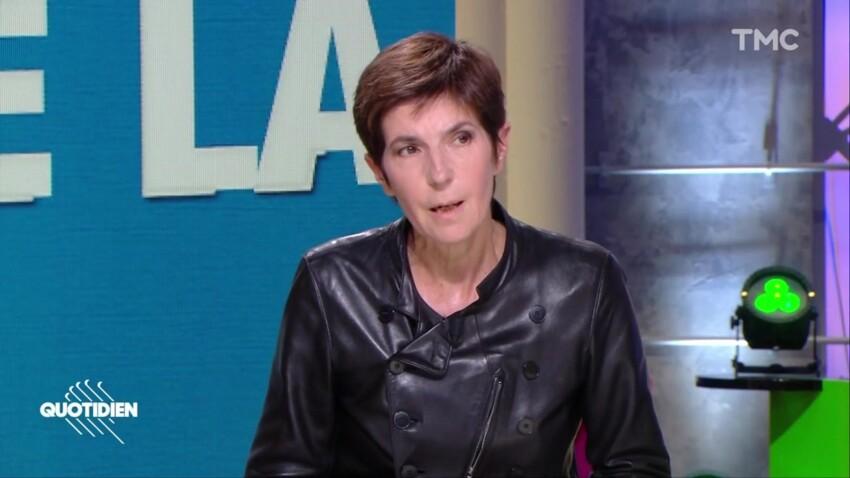 Christine Angot, furieuse, pousse un coup de gueule contre Eric Dupond-Moretti