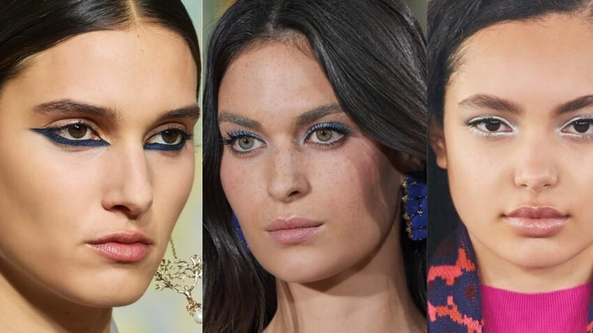 Les tendances maquillage de l'automne/hiver 2021-2022