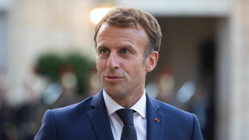 Emmanuel Macron dévoile pour la première fois son salaire de président de la République