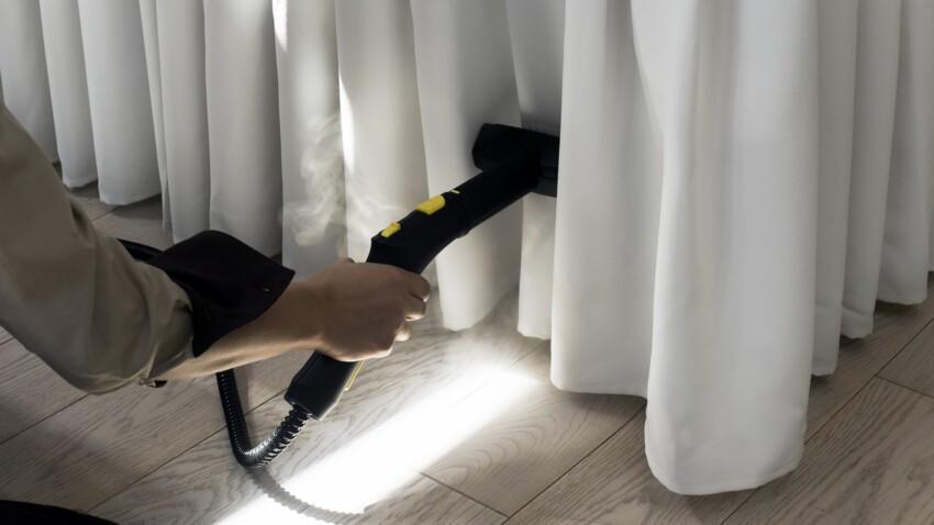 4 astuces faciles pour nettoyer ses rideaux