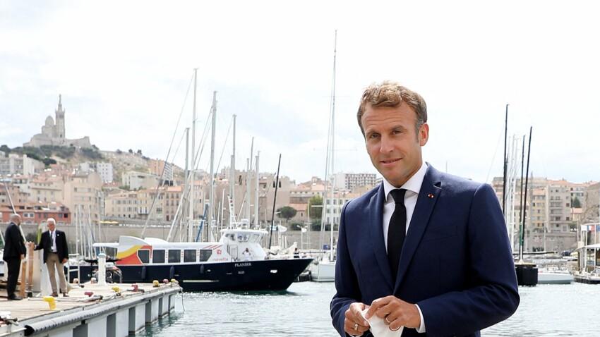 Emmanuel Macron a-t-il imité l'accent marseillais ? Les internautes surpris