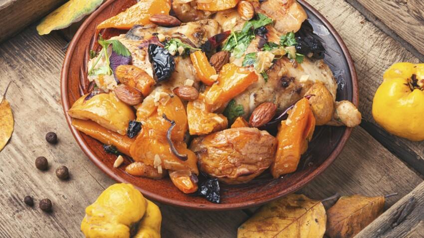 Fruit de saison : nos recettes faciles et gourmandes avec des coings