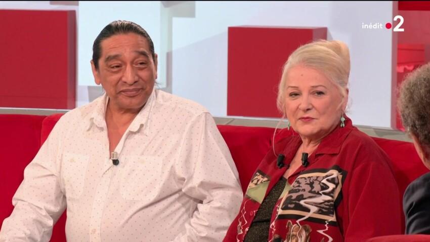 """""""Vivement dimanche"""" : Josiane Balasko troublée au moment de raconter sa rencontre avec son mari George Aguilar"""