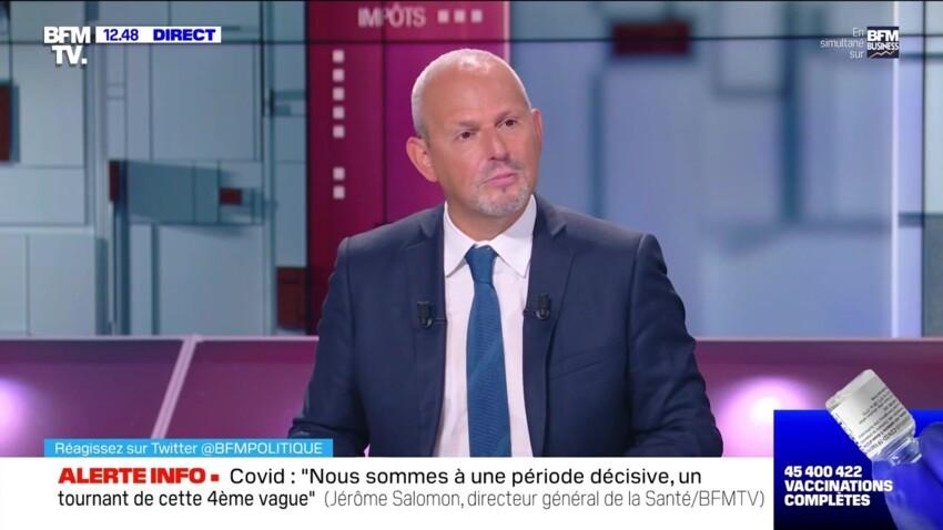"""Covid-19 : Jérôme Salomon """"confiant"""" sur l'évolution de la situation en France"""