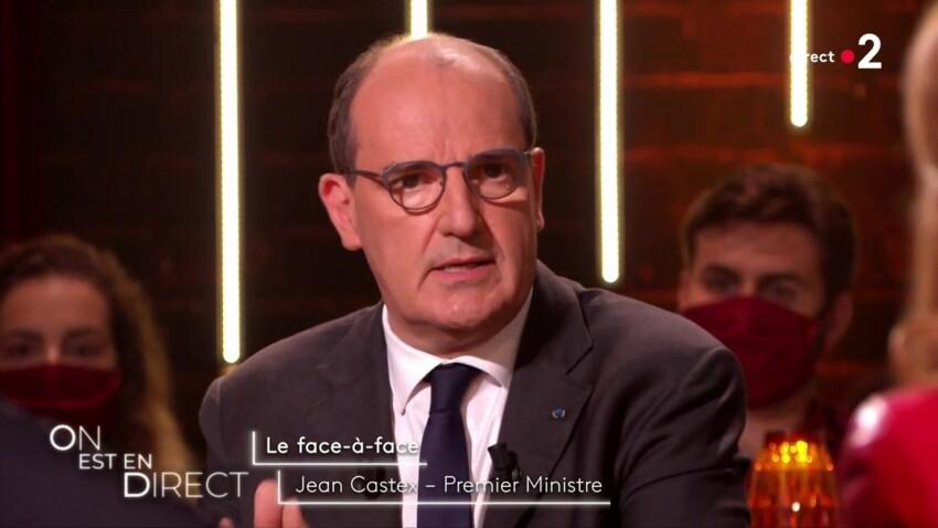 """""""On est en direct"""" : quand Jean Castex profite de la télévision pour souhaiter un """"joyeux anniversaire"""" à sa femme"""