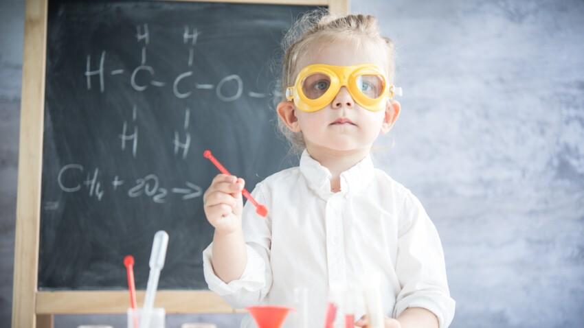 Les enfants qui portent ces prénoms auraient plus de chances d'être des génies