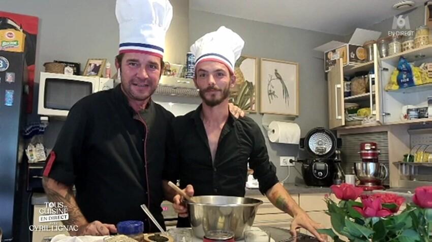 """""""Tous en cuisine"""" : Mathieu et Alexandre dévoilent leur projet associatif après """"L'amour est dans le pré"""""""