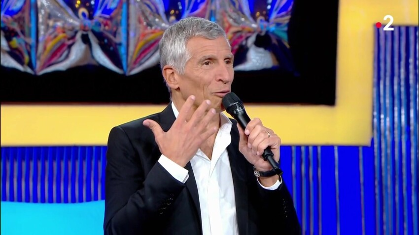 """Nagui ému face à l'histoire d'une candidate de """"N'oubliez pas les paroles"""" sauvée de la noyade"""