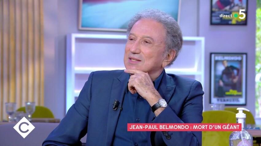 Mort de Jean-Paul Belmondo : ce geste fou de Michel Drucker après son AVC