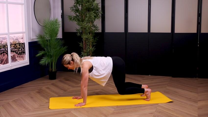 Yoga du matin : une routine express de 5 minutes pour bien démarrer la journée