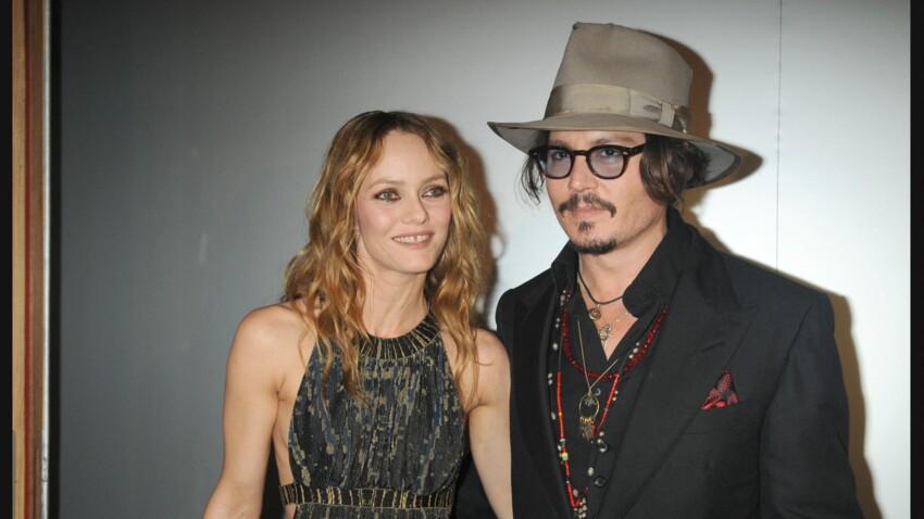 """Vanessa Paradis """"fantasmait"""" sur Johnny Depp : son stratagème pour le rencontrer"""