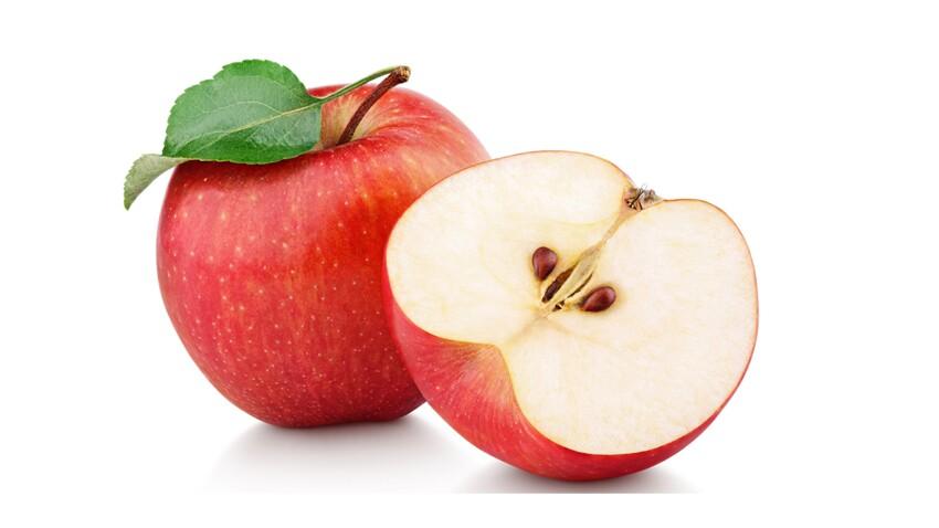 3 soins faits maison avec de la pomme