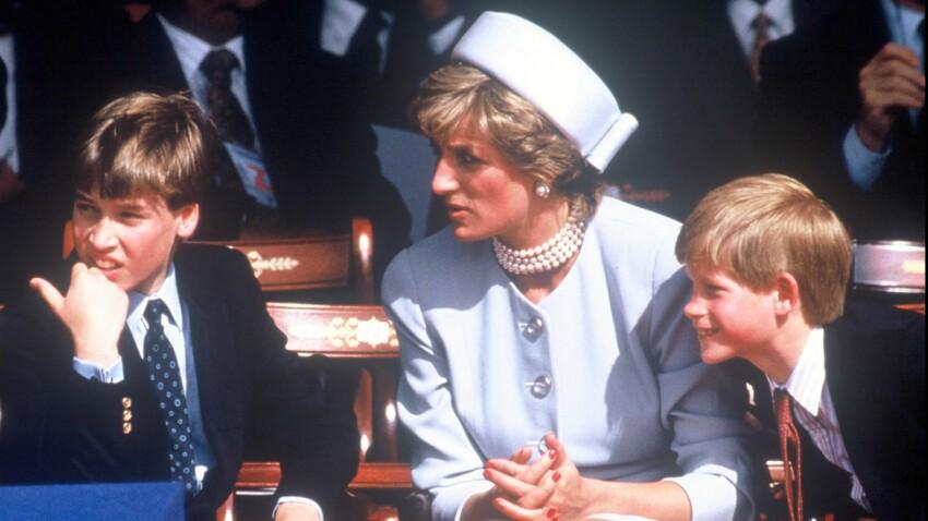 """""""The Crown"""" : découvrez les premières images des acteurs de William et Harry dans la série"""