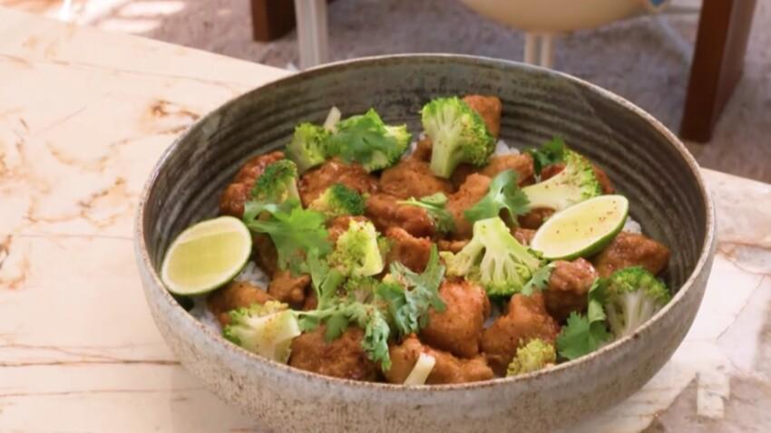 """""""Tous en cuisine"""" : la recette du poulet épicé croustillant de Cyril Lignac"""