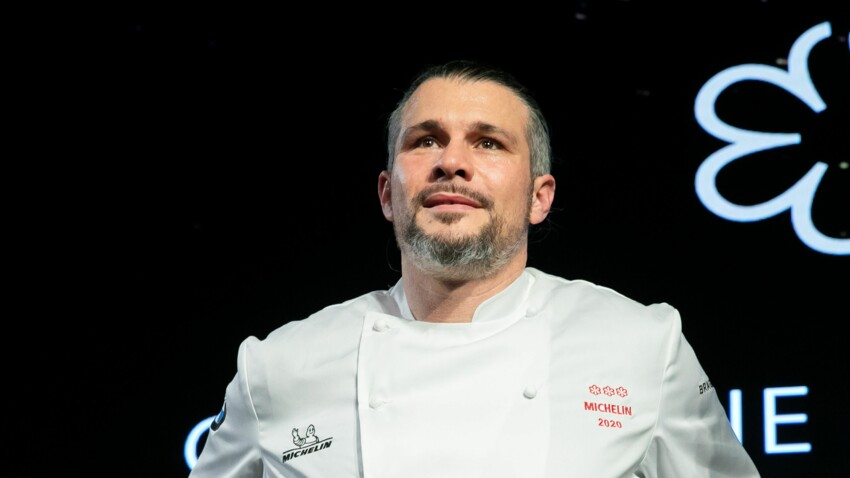 """Glenn Viel (""""Top chef"""") confie son ressenti après l'éviction de Michel Sarran"""