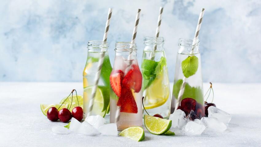6 boissons fraîches trop sucrées dont il faut se méfier