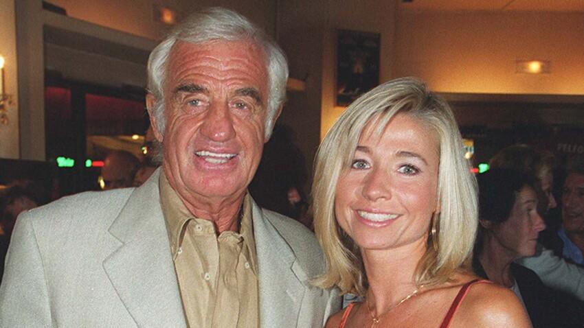 Jean-Paul Belmondo : son ex-femme Natty Tardivel lui rend hommage en publiant une photo avec leur fille Stella