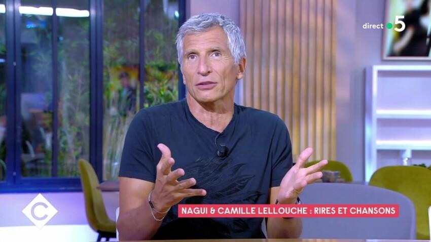 """Nagui en concurrence avec """"The Voice All Stars"""" : l'animateur lance une pique à TF1"""