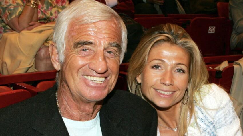 Hommage à Jean-Paul Belmondo : Natty, son ex-femme, très émue