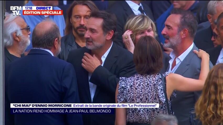 Hommage de Jean-Paul Belmondo : Michel Drucker, Marion Cotillard, Cyril Hanouna... Les stars aux Invalides pour un dernier adieu