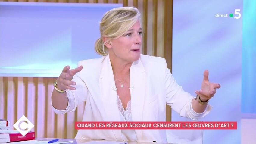 """""""Vous en dites trop !"""" : Anne-Elisabeth Lemoine spoile un film et se fait recadrer par Laurent Lafitte"""