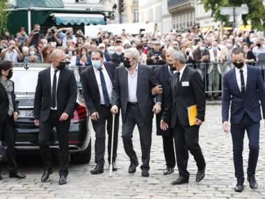 Obsèques de Jean-Paul Belmondo : Alain Delon et son fils Anthony réunis pour lui rendre hommage