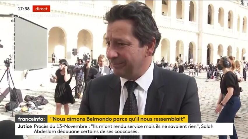 Laurent Gerra refuse d'imiter Jean-Paul Belmondo lors de son hommage national
