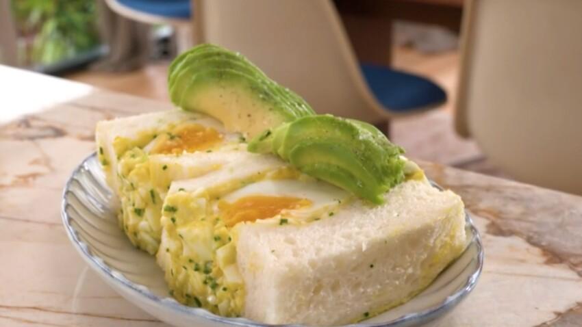"""""""Tous en cuisine"""" : la recette du fluffy avocado toast de Cyril Lignac"""
