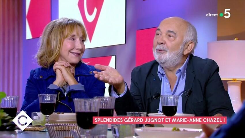 Gérard Jugnot et Marie-Chazel dévoilent leur méthode insolite pour se faire connaître à leurs débuts