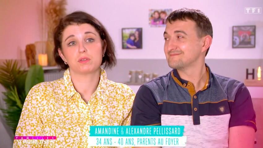 """Amandine Pellissard (""""Familles nombreuses"""") : la maman est prête à tout pour avoir un neuvième enfant"""