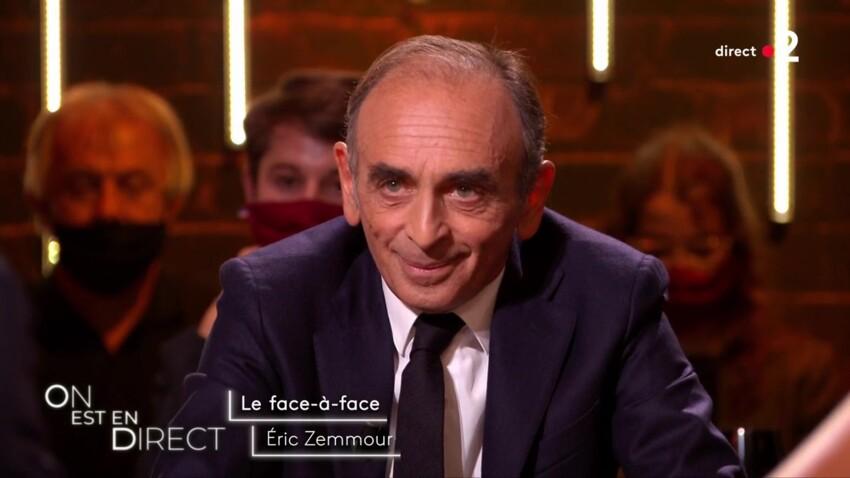 """""""On est en direct"""" : Laurent Ruquier et Éric Zemmour règlent leurs comptes - VIDEO"""