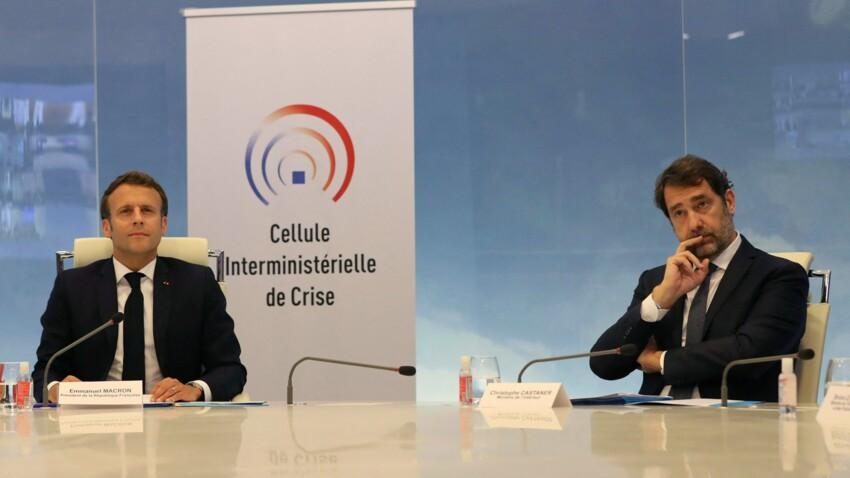 """""""C'est une énorme erreur"""" : ce jour où Christophe Castaner a recadré Emmanuel Macron"""