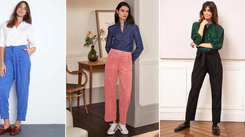 Pantalon : toutes les nouveautés tendance de l'automne 2021