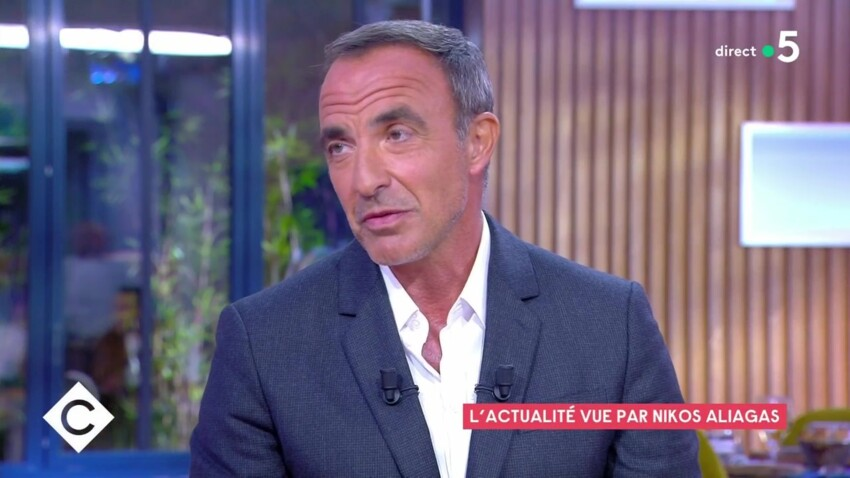 """Nikos très ému devant l'hommage rendu à Jean-Paul Belmondo : """"Je chialais"""""""