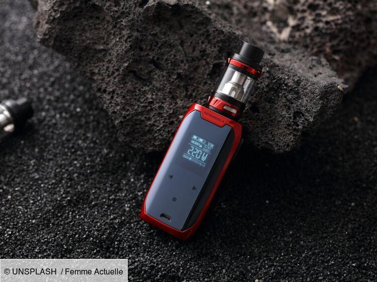 Cigarette électronique : une étude alerte sur des risques étonnants liés à son usage