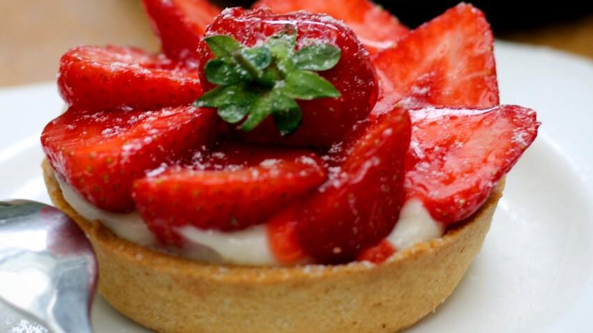 """""""Tous en cuisine"""" : la recette de la tarte sablée aux fraises de Cyril Lignac"""