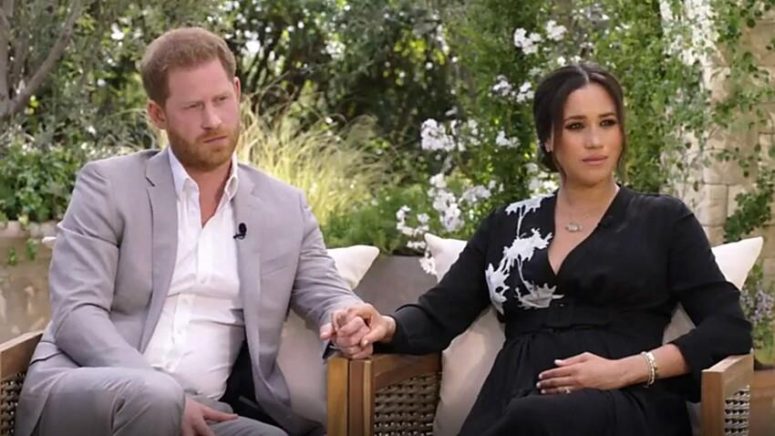 """Meghan Markle et le prince Harry en Une du magazine """"Time"""" : les internautes sont surpris par un détail"""