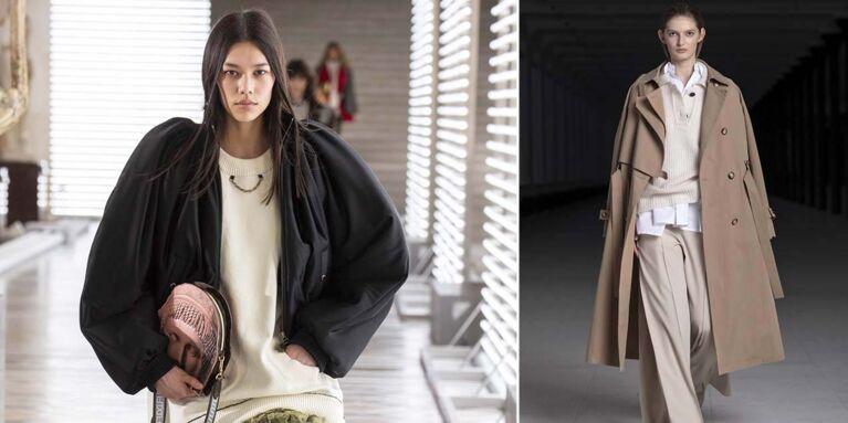 Vestes et manteaux : voici les 4 modèles les plus tendance de cet automne-hiver 2021-2022