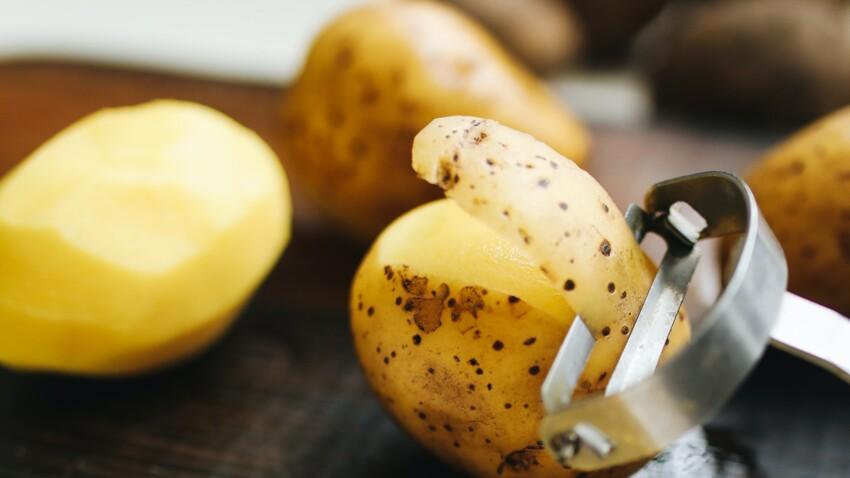 La liste des 22 fruits et légumes qu'il faut manger avec la peau