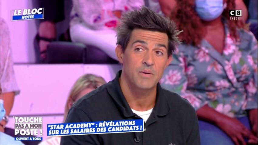 """""""Touche pas à mon poste"""" : Jean-Pascal Lacoste révèle le montant de son salaire dans la """"Star Academy"""""""