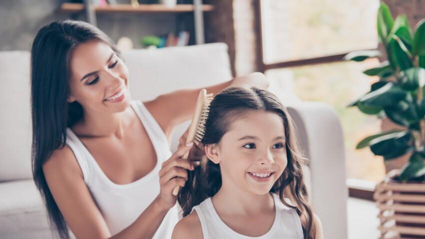 Voici pourquoi il ne faudrait surtout pas colorer les cheveux des enfants