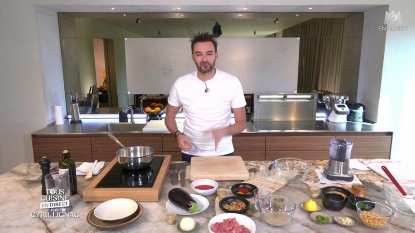 """""""Tous en cuisine"""" bientôt de retour ? Cyril Lignac donne un premier indice"""