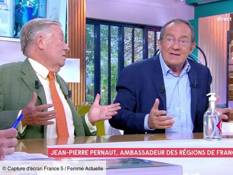 Jean-Pierre Pernaut : son vif échange avec Alain Duhamel sur l'obligation vaccinale des soignants