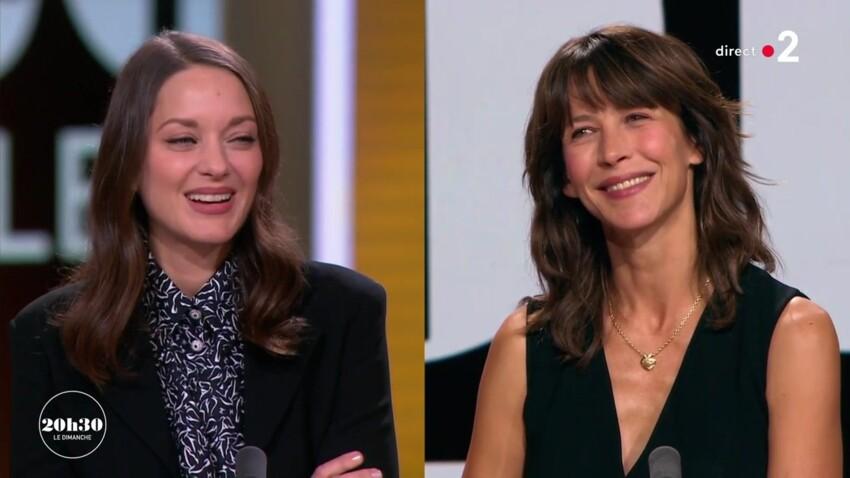 Sophie Marceau et Marion Cotillard : les deux icônes évoquent leur relation