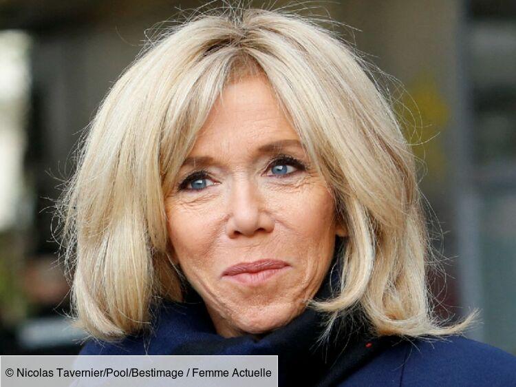 Brigitte Macron incroyable en petite robe rose : un look girly qui fait sensation
