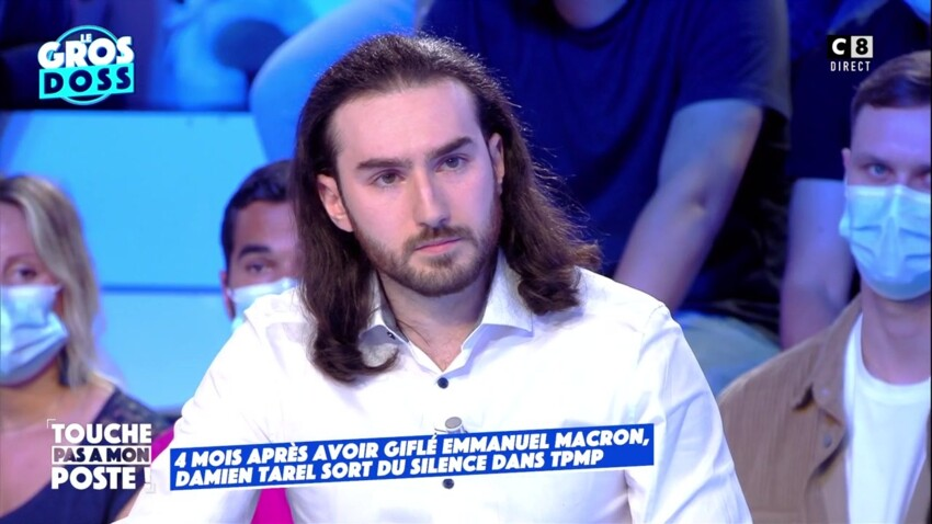 Emmanuel Macron giflé : Damien Tarel, l'agresseur, dévoile la réaction étonnante de sa famille après son geste